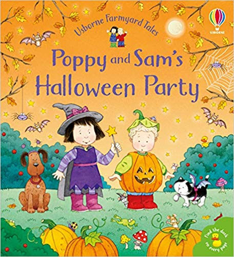 Poppy and Sam's Halloween Party