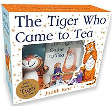 The Tiger Who Came to Tea: Book and Toy Gift Set