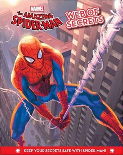 Spider-Man Book Of Secrets