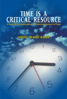 TIME IS A CRITICAL RESOURCE
