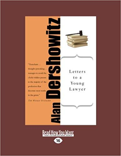 Letters to A Young Lawer