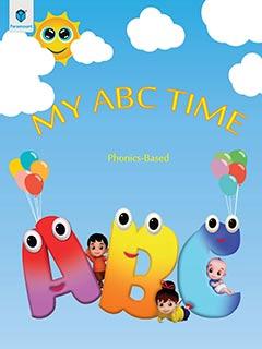 MY ABC TIME PHONICS-BASED