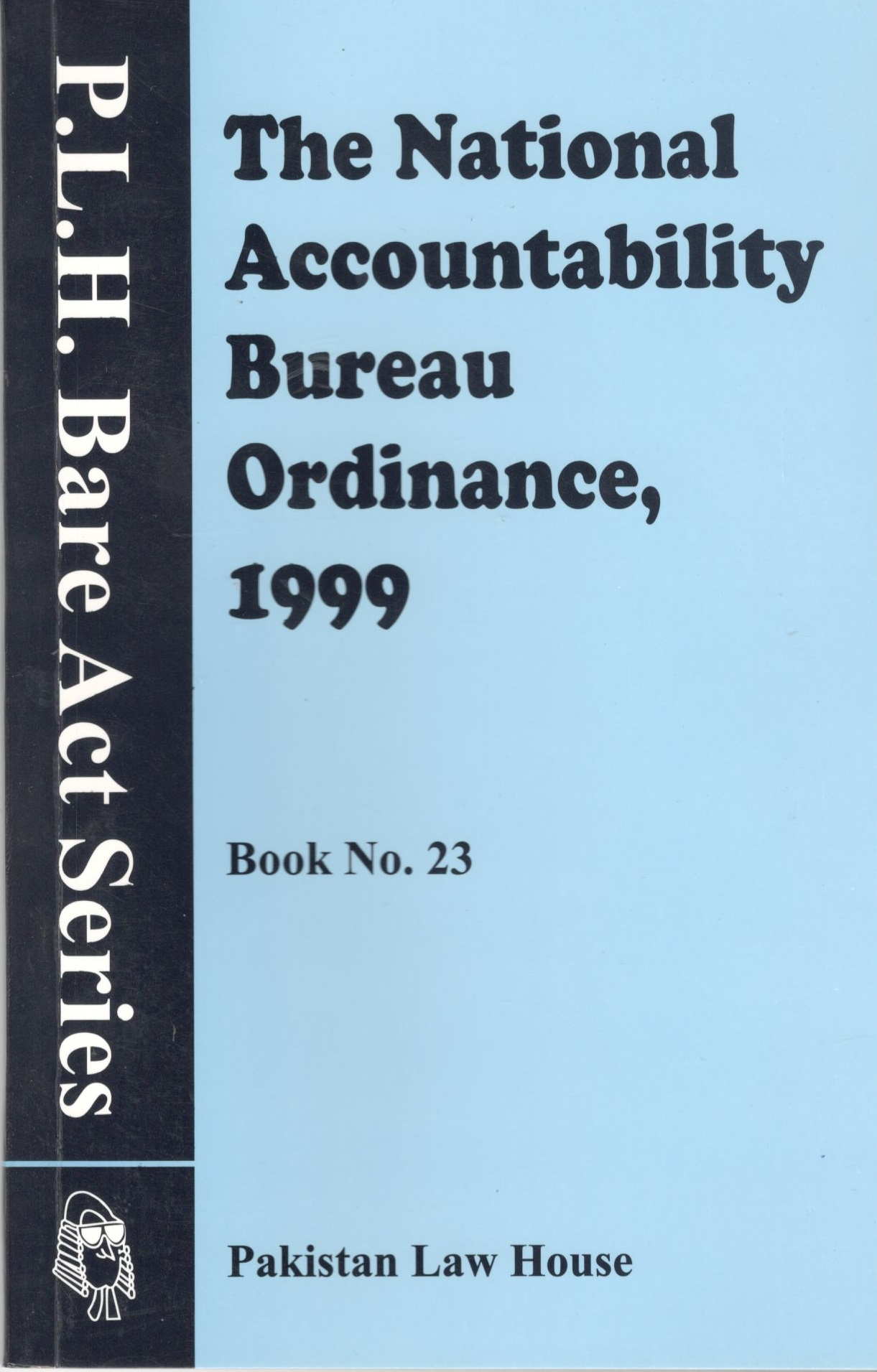 The National Accountability Bureau Ordinance, 1999