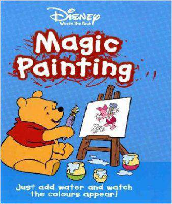 "Disney ""Winnie the Pooh"" Magic Painting (Disney Magic Painting)"