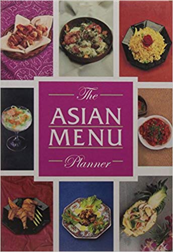 The Asian Menu Planner