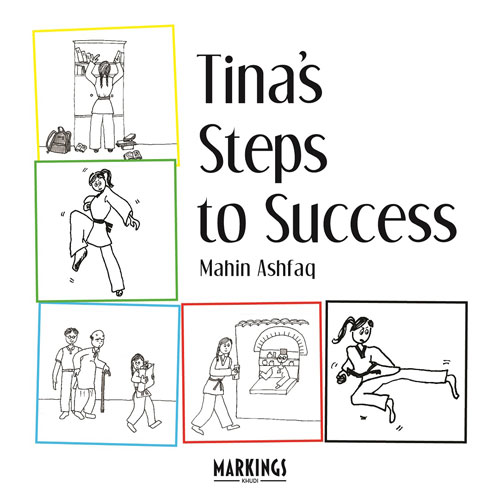 Tina's Steps to Success