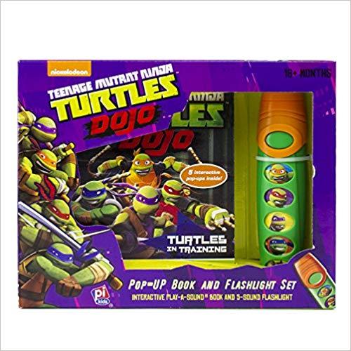 Teenage Mutant Ninja Turtles Little Flashlight Adventure