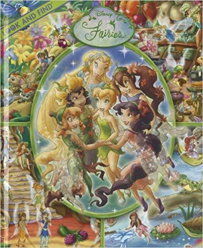 Look & Find Disney Fairies