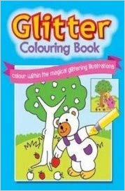 Glitter Colouring Book - 2