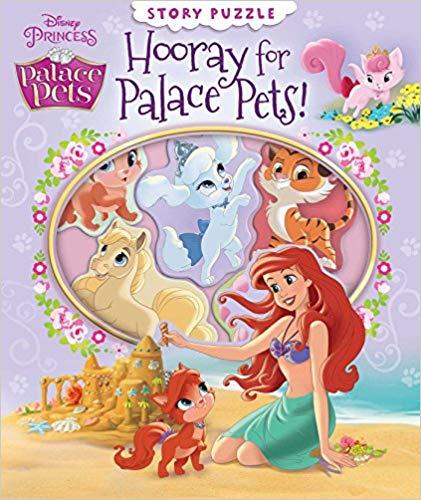 Disney Princess Palace Pets: Hooray for Palace Pets!