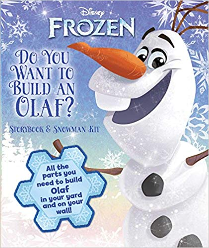 Disney Frozen: Do You Want to Build an Olaf