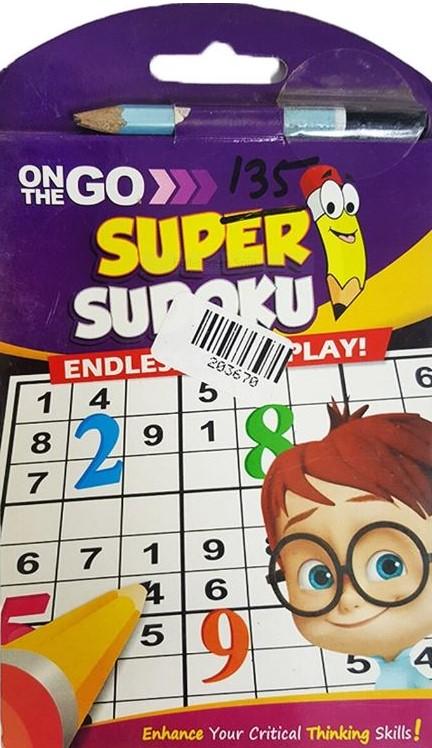 Super Sodoku 947