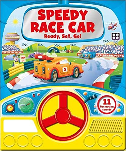 Speedy Race Car