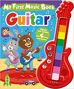 My First Music Book: Guitar