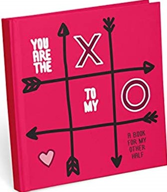 Knock Knock You Are the X to My O Book