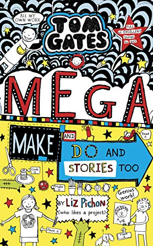 Tom Gates: Mega Make and Do