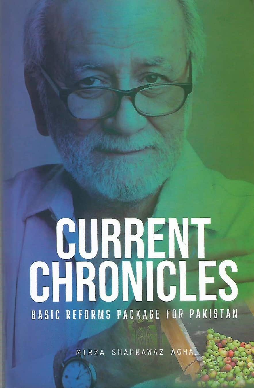 Current chronicles: A basic reforms package for Pakistan
