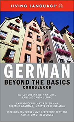 Beyond the Basics: German (Coursebook)