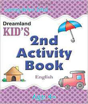2nd Activity Book - English (Kid's Activity Books)