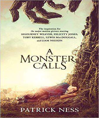 A Monster Calls: A Novel (Movie Tie-in) - Paperback