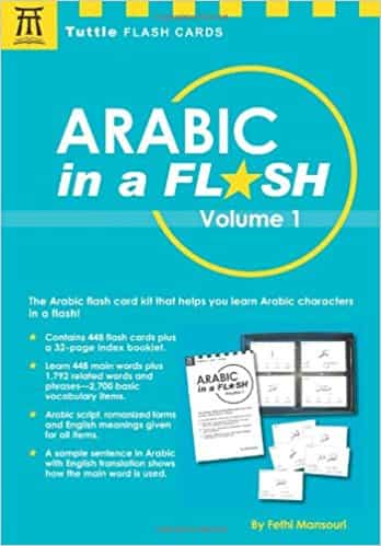 Arabic in a Flash Kit Volume 1 (Tuttle Flash Cards)
