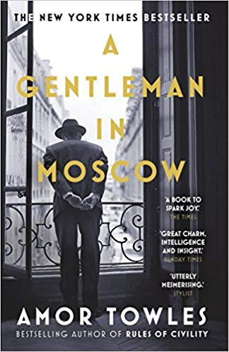 A Gentleman in Moscow - (PB)