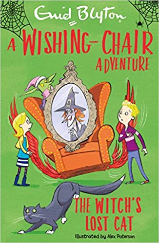 A Wishing-Chair Adventure: The Witch's Lost Cat - (PB)