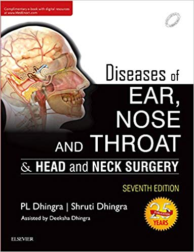 Diseases of Ear, Nose and throat & Head and Neck Surgery