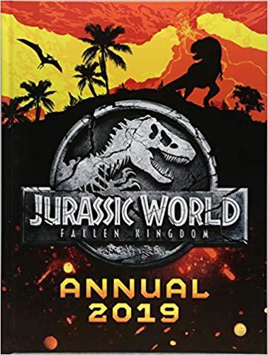 Jurassic World Fallen Kingdom Annual 2019