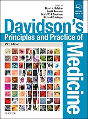 Davidson's Principles and Practice of Medicine (International Ed)