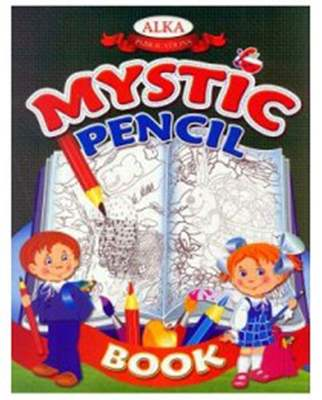 Alka Mystic Pencil Book