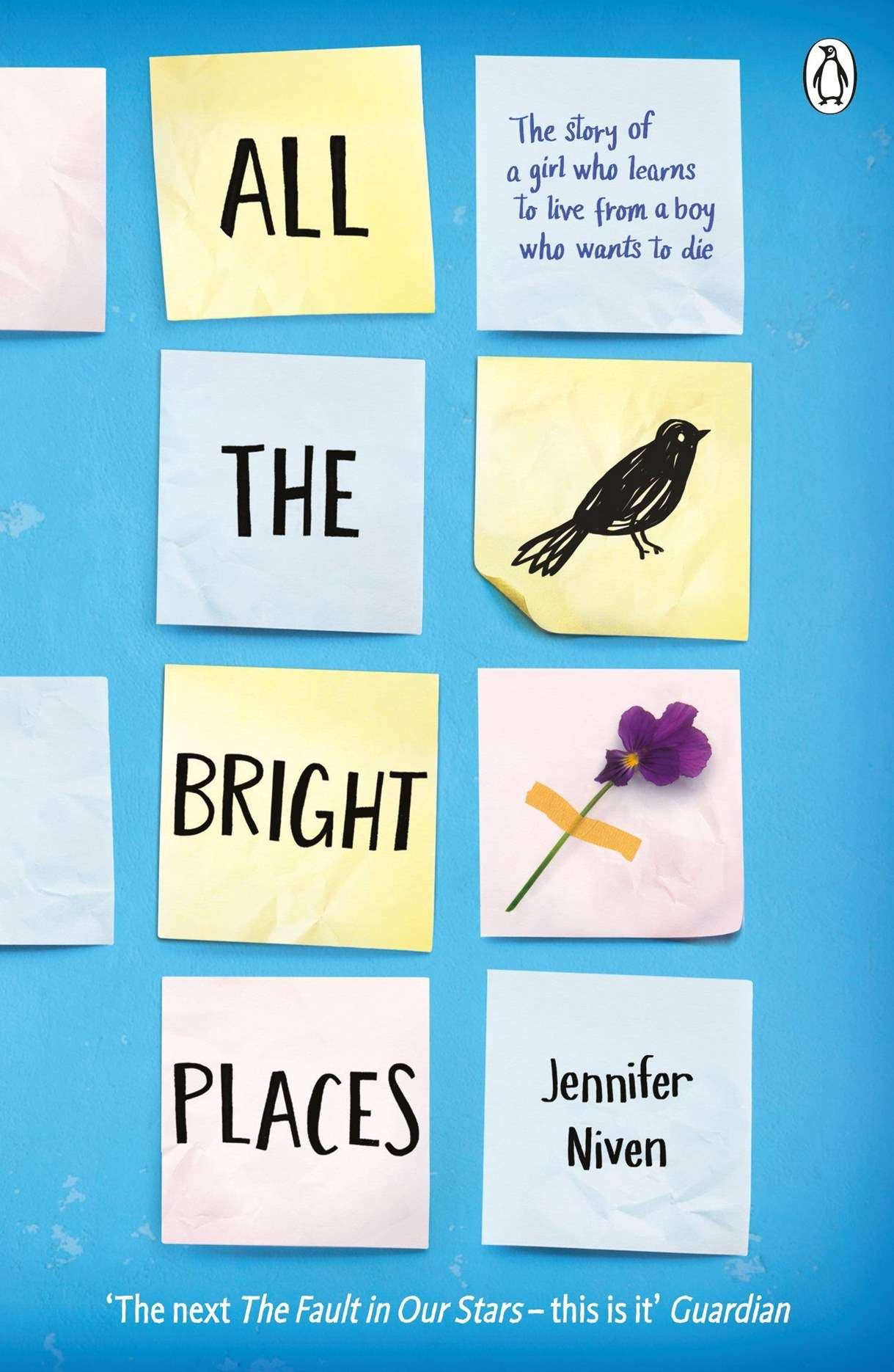 All the Bright Places - (PB)
