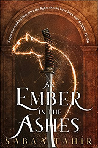 An Ember in the Ashes - (PB)