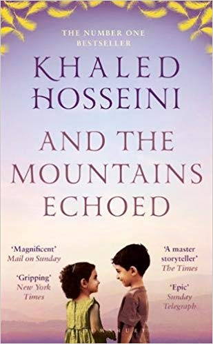 And the Mountains Echoed Paperback