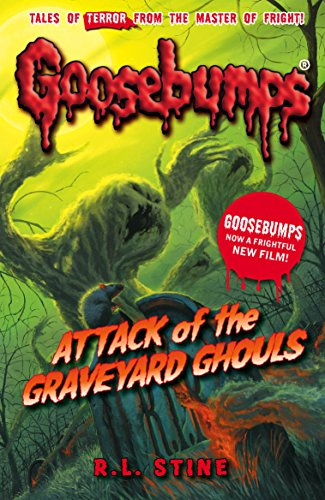 Attack Of The Graveyard Ghouls - (PB)