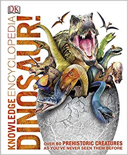 Knowledge Encyclopedia Dinosaur