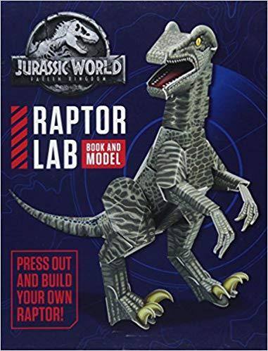 Jurassic World Fallen Kingdom Raptor Lab