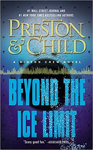Beyond the Ice Limit: A Gideon Crew Novel