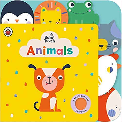 Baby Touch: Animals Tab Book  (BB)