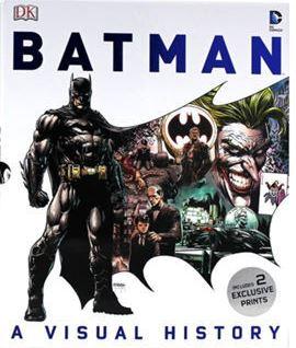 Batman A Visual History - (HB)