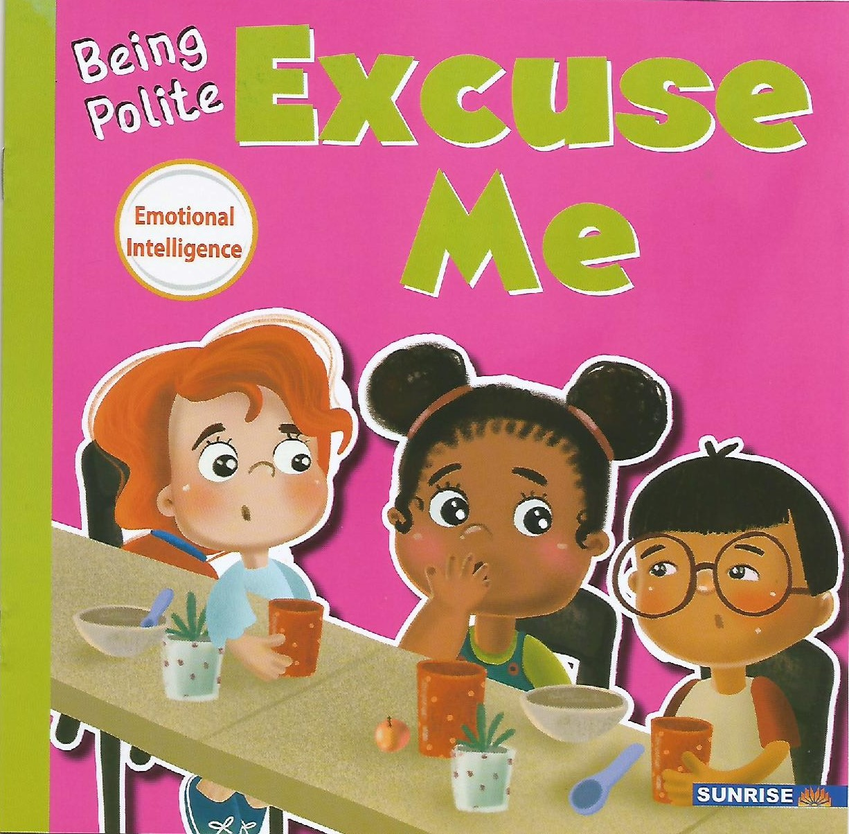 Being Polite Excuse Me - (PB)