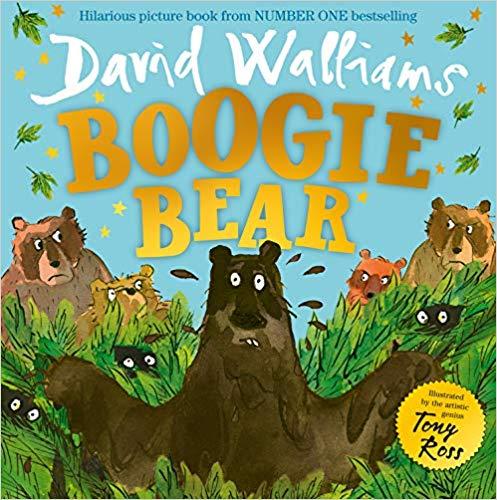 Boogie Bear - Paperback