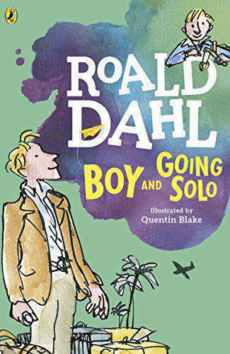 Boy and Going Solo -  (PB)