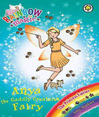 Rainbow Magic 108 Anya The Cuddly Creatures Fairy