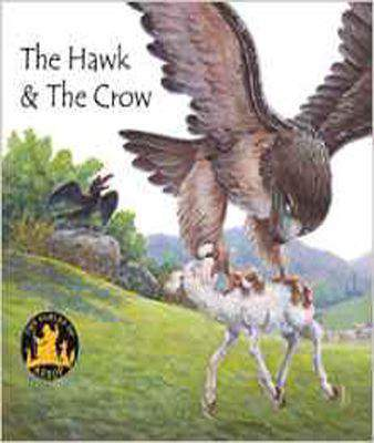 Aesop Fables- English Edition: The Hawk and the Crow