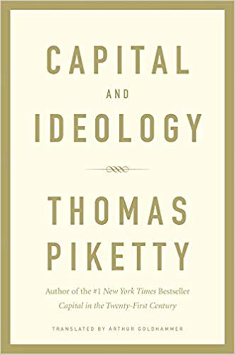 Capital and Ideology - (HB)