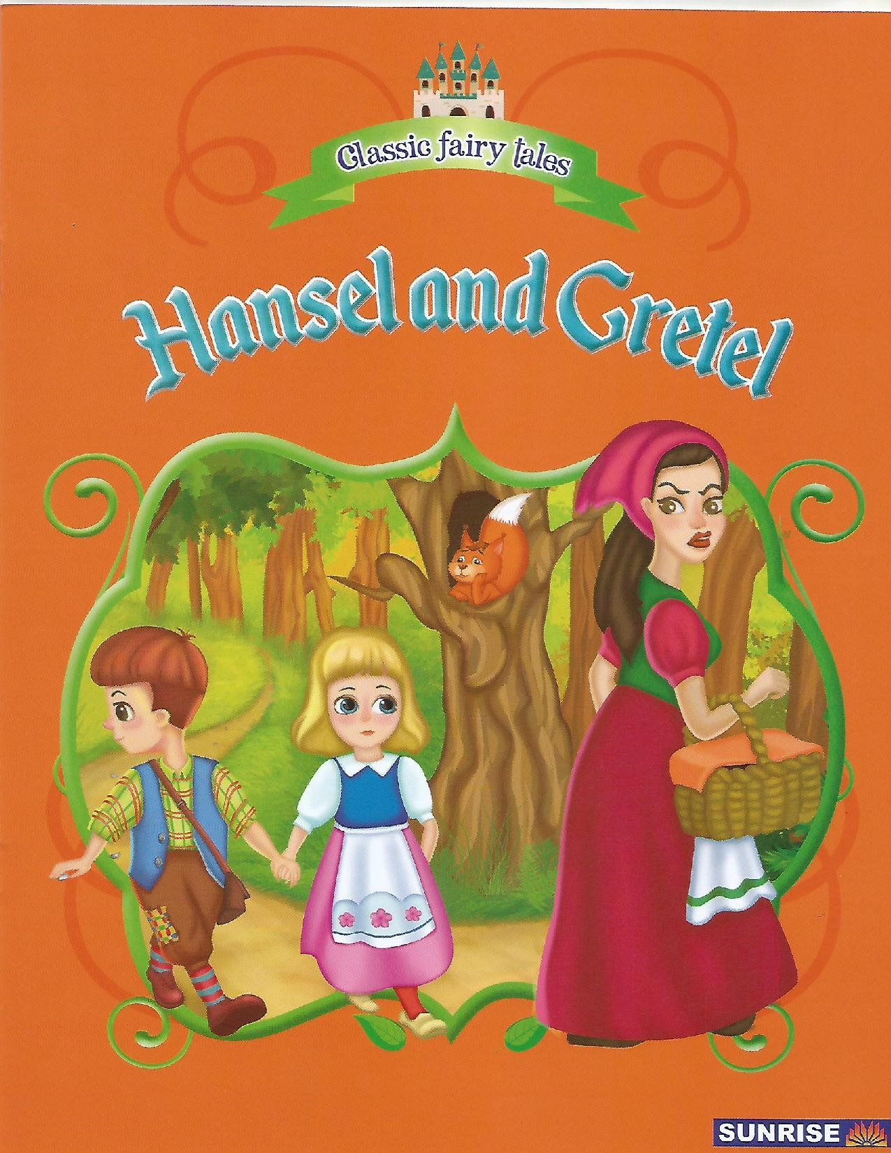 Classic Fairy Tales - Hansel And Gretel - (PB)