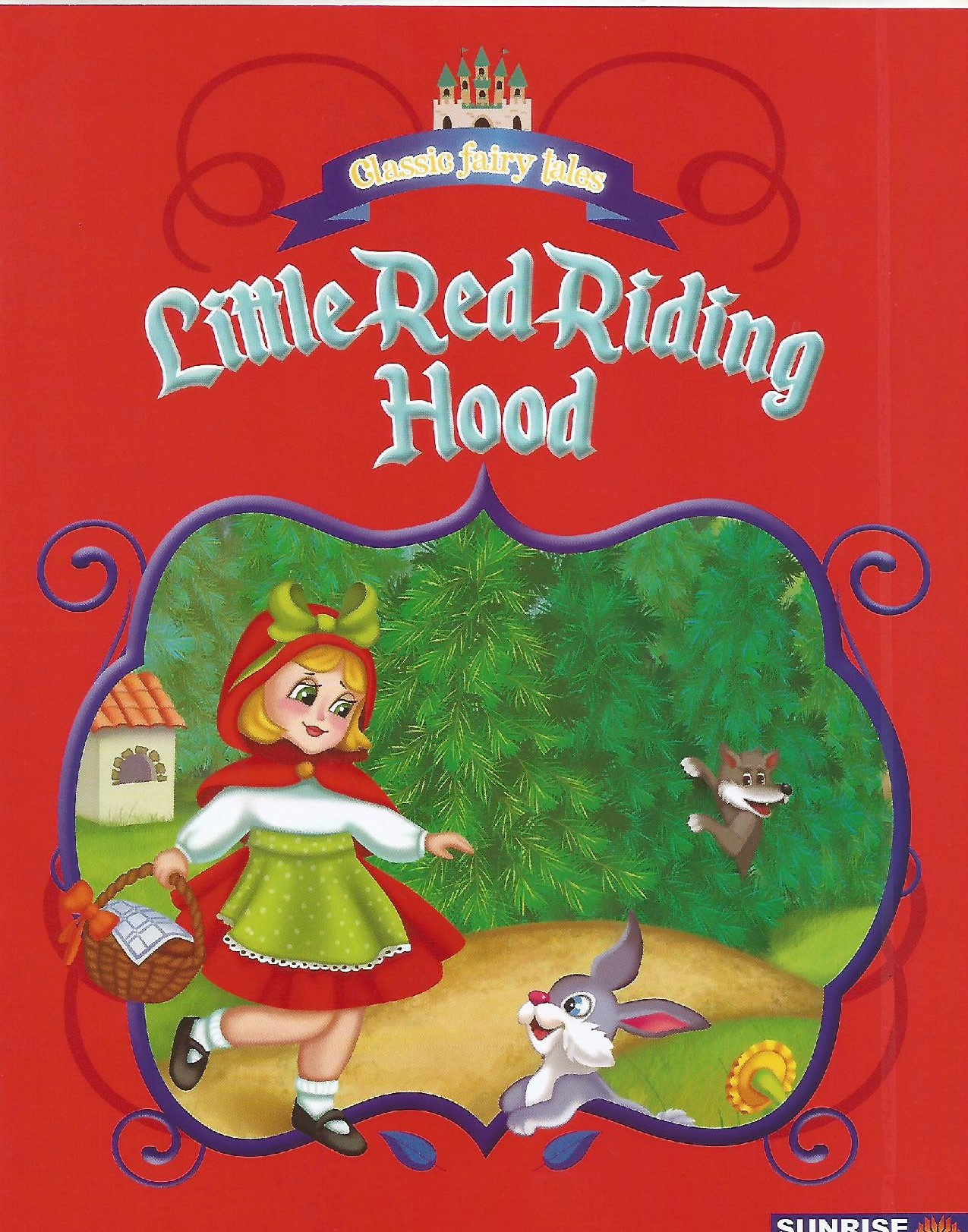 Classic Fairy Tales - Red Ridding Hood - (PB)