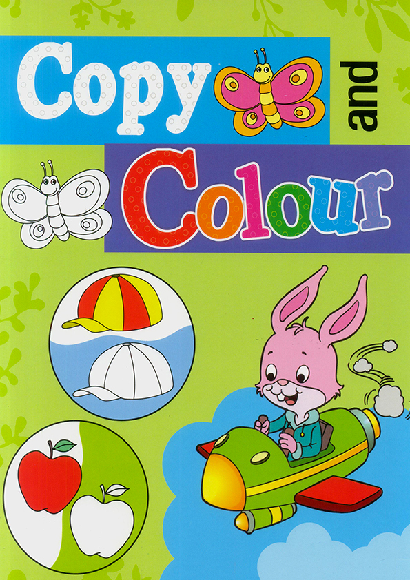 Copy and Copy Green - (PB)