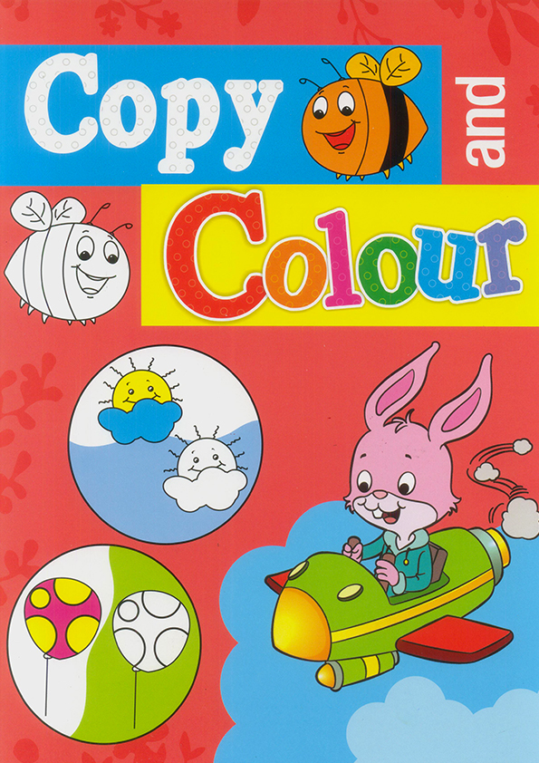 Copy and Copy Red - (PB)